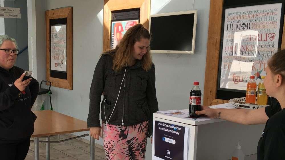 Ny kiosk i Svebølle er et hit
