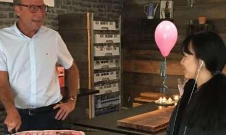 Hip hurra FGU fejrer et års fødselsdag