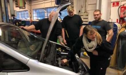 Den helhedsorienterede undervisning er en vinder på autoværkstedet
